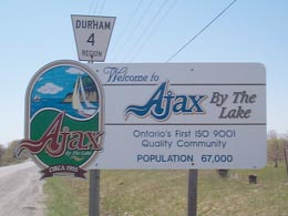 Ajax, Ontario, Canada